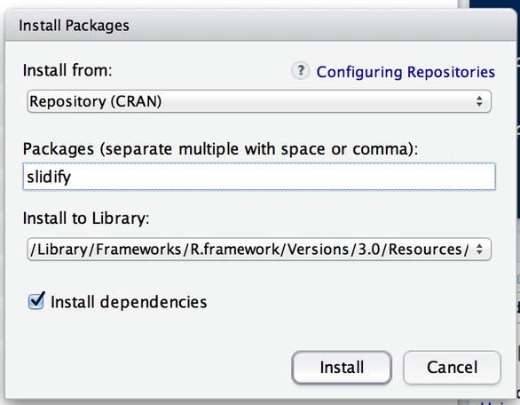 install r package from zip in rstudio